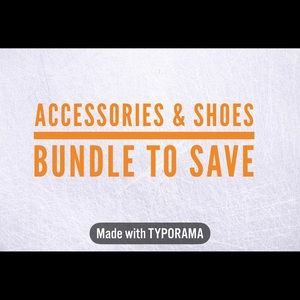 Accessories - Save 10% with bundles of 2 or more!
